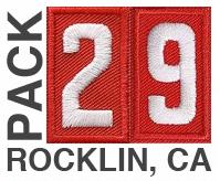 Rocklin Lions Pack 29